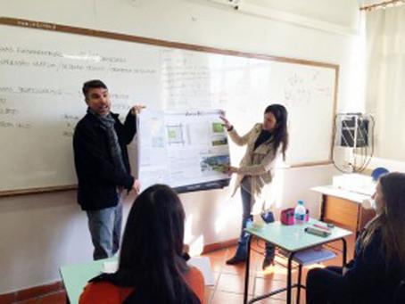 Orientação Profissional abordou Arquitetura na Escola da URI