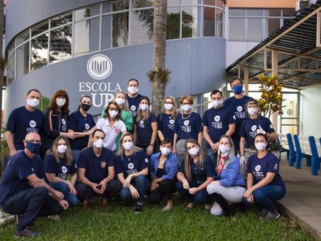Escola da URI inscreve para Bolsas de Estudo