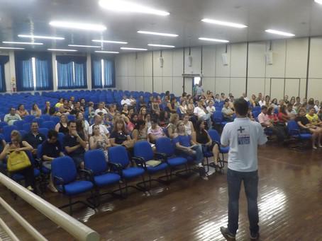 Escola da URI realiza Reunião com pais dos alunos do Ensino Fundamental