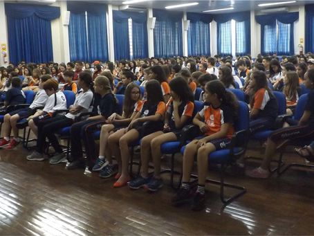 Volta às Aulas na URI recebeu alunos da Escola dia 15