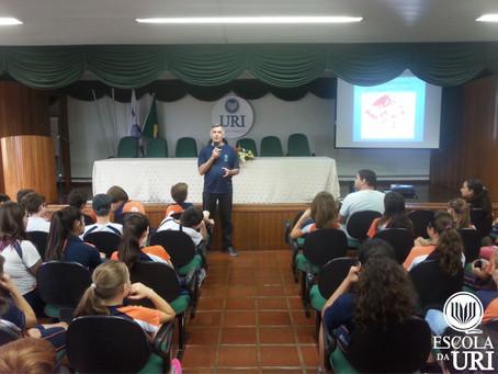 Aedes Aegypti é tema de palestra na Escola da URI