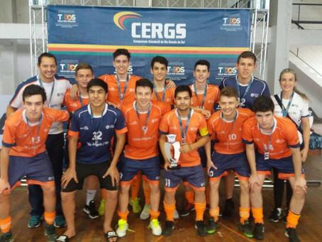 Escola da URI disputa Futsal no Campeonato Brasileiro Escolar