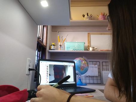 """Parceria com a """"Google for Education"""" possibilita videoaulas na Escola da URI Santo Ângelo"""