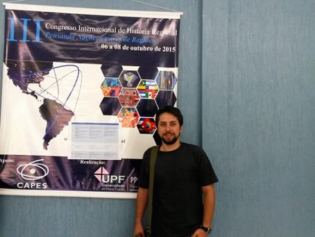 Professor da Escola da URI Santo Ângelo ingressa em doutorado na UFSM