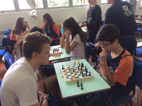 I Copa URI de Xadrez Escolar reuniu mais de 50 alunos de 8 escolas