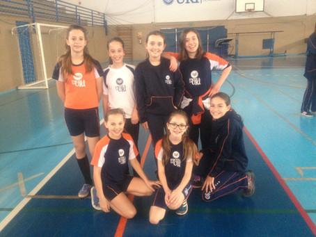 Escola da URI realizou os Jogos Interséries 2016