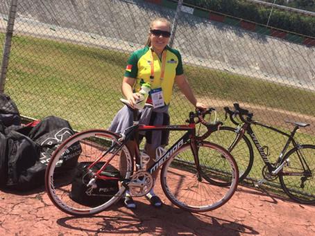 Escola da URI disputa ciclismo na etapa nacional dos Jogos Escolares da Juventude
