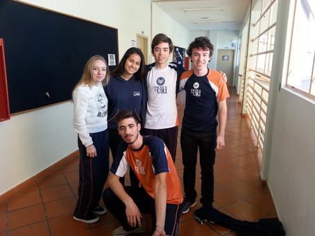 Escola da URI participa de Treinamento  para III Copa URI de Robótica