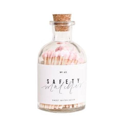 Blush Small Safety Matches