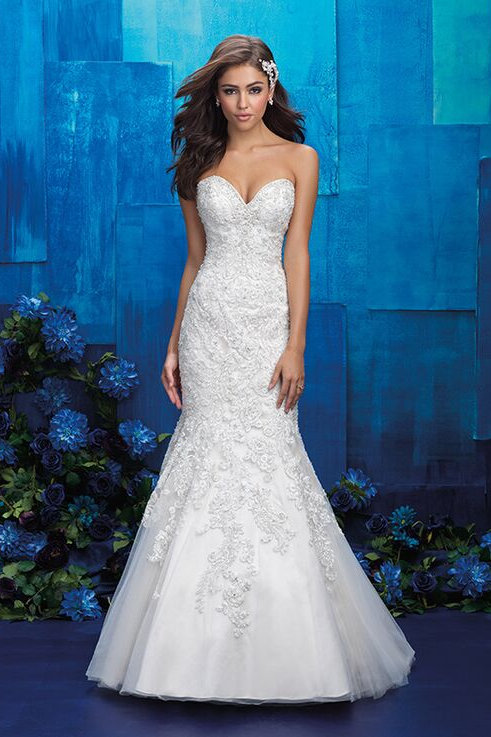 Allure Bridals 9403    - size 6