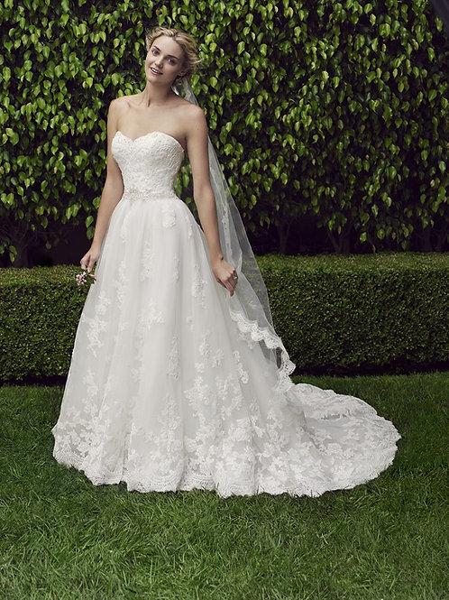 Casablanca Bridal 2229- Size 14