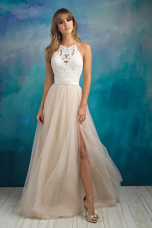 Allure Bridals 9509- Size 14