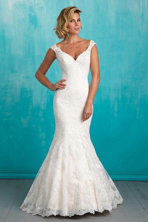 Allure Bridals 9322    - size 12