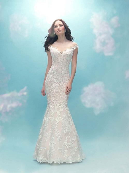Allure Bridals 9474    - size 12