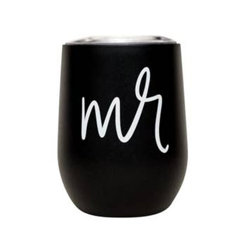 Mr Metal Wine Tumbler