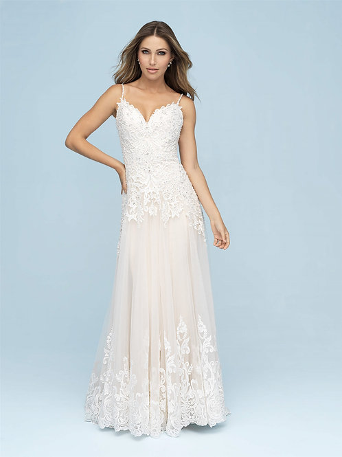 Allure Bridals 9611- size 18