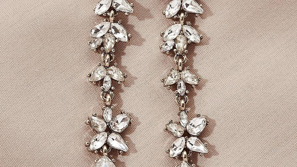 Ivy Drop Earrings