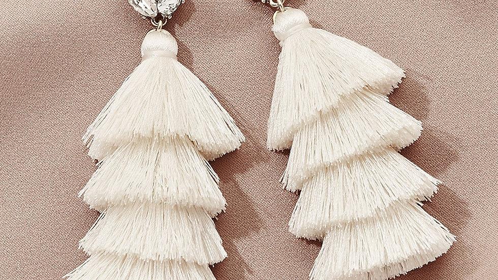 Toulouse Tassel Earrings
