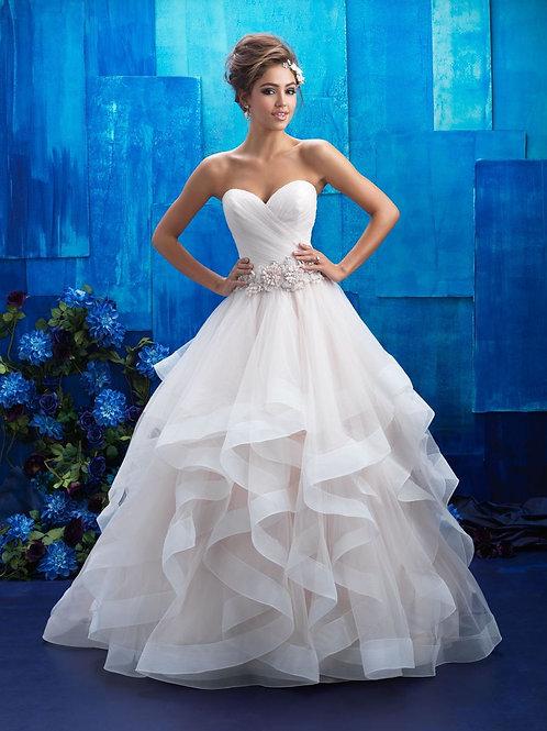 Allure Bridals 9408- Size 10