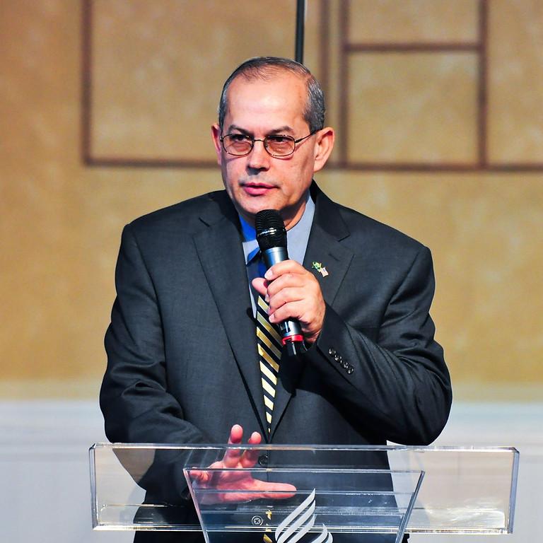 Pastor David Barrozo