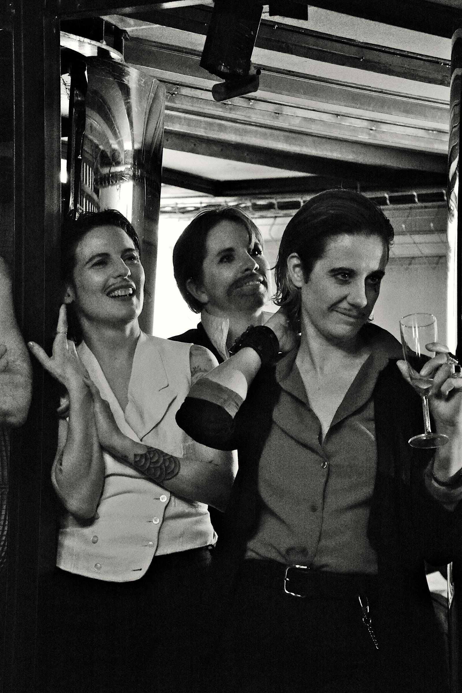 Robi, Emilie Marsh & Katel