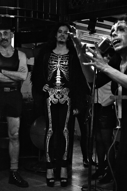 La Bête humaine & David Noir
