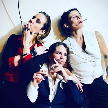 Katel, Emilie Marsh & Robi
