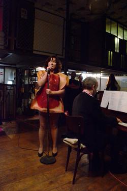 Luce Gaston & Eric Amrofel
