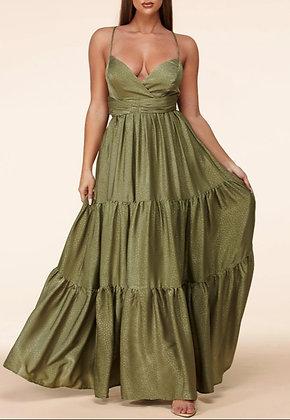 Green Goddess Maxi