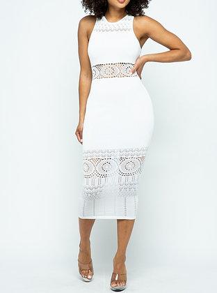 Diner En Blanc Dress