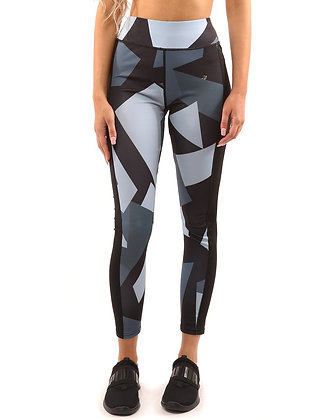 Bond Leggings - Black/Grey