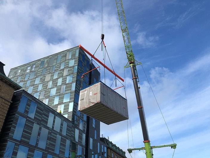 steel modular construction