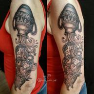 Zodiac signs tatto