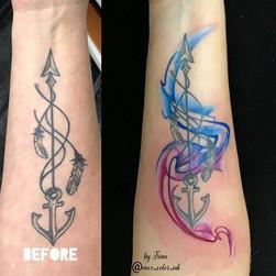 fix up tattoo