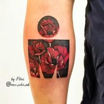 Mdot tattoo