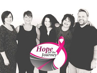 Hair Stylists Help Hope for the Journey