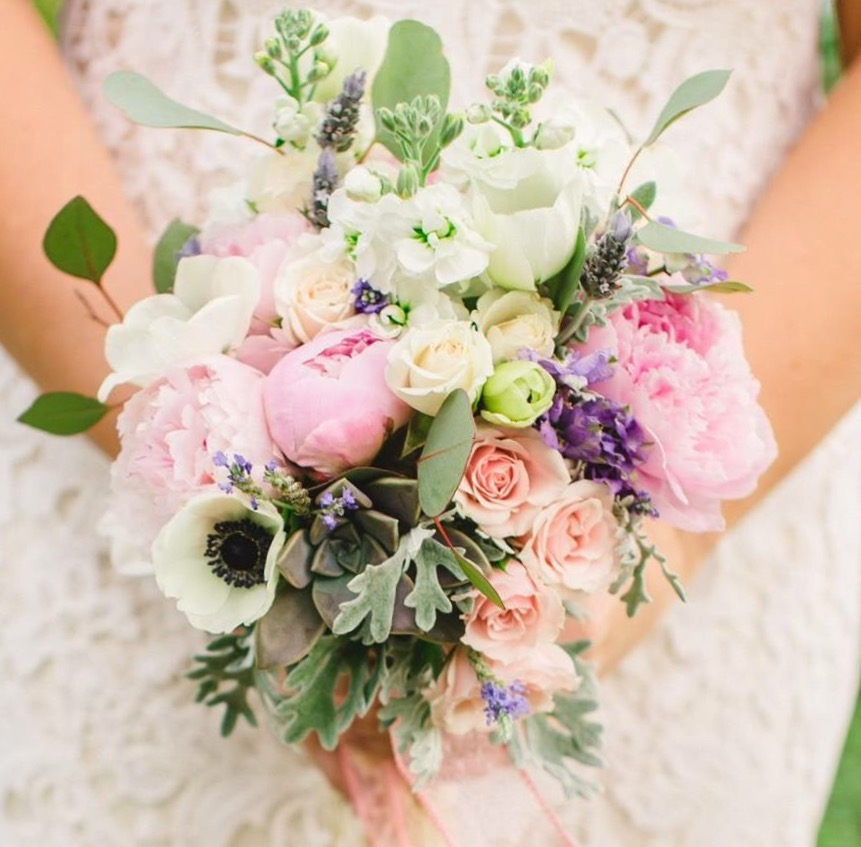 bouquet anemone