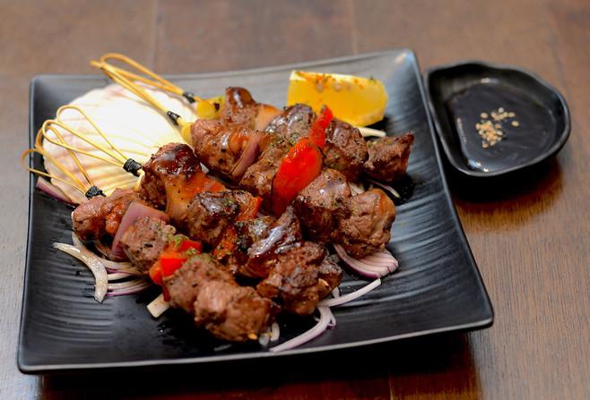 Wagyu Beef Kushiyaki
