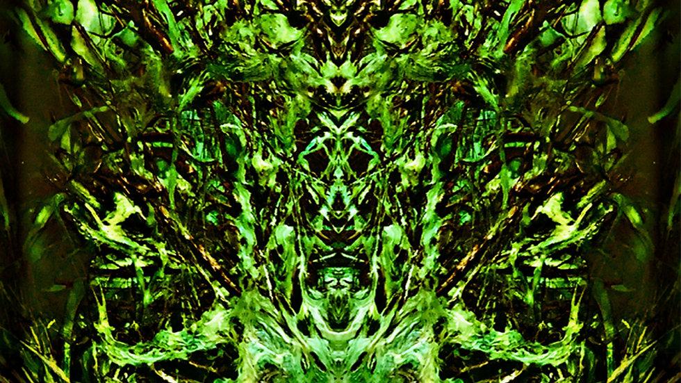 """Manifestation of Growth"" 11x17 Print"