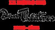 Bistro des deux théatres paris restaurant rue blanche dorr paris logo