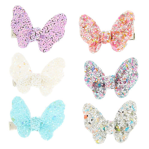 Butterfly Snap Clip Pack