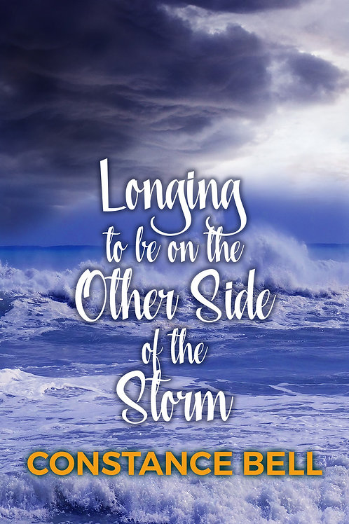 Longing to Be on the Other Side of the Storm - Digital Download