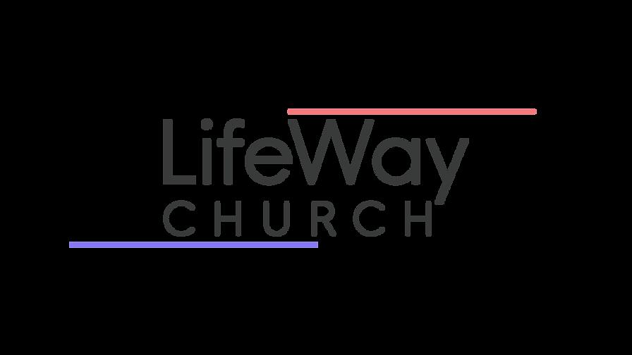 LifeWay Church nameplate
