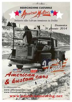 American & Cars Reunion - MBE