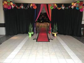 Fiesta Prom Entry