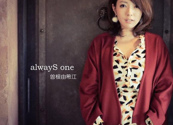 【自主制作ミニアルバム】alwayS one