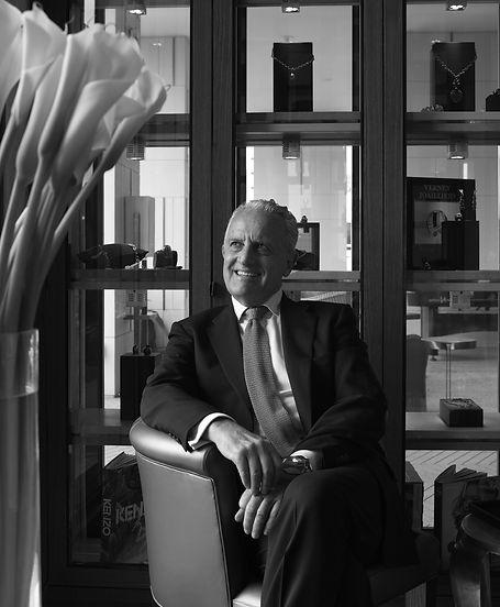 Michel Ermelin the founder