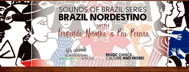 Sound Of Brazil series Brazil Nordestino