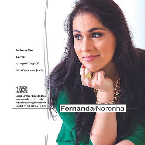 Fernanda Noronha - Aquela Ritimia - Album Digital