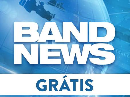 Band News Grátis pelo Sling.com